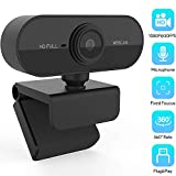 Best Hd Cameras - 1080P Webcam with Microphone, HD Streaming Computer Web Review