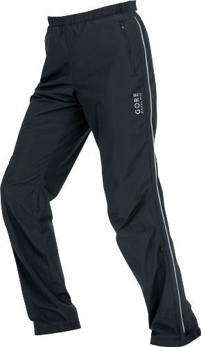 Gore Running Wear Air II–Pantalón para Hombre, otoño/Invierno, Hombre, Color Negro - Negro, tamaño S