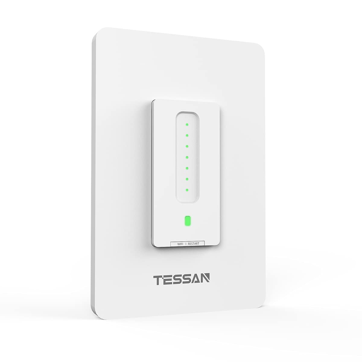 3 mart Way Smart Dimmer Switch Wor Sales TESSAN Light WiFi Dimmable