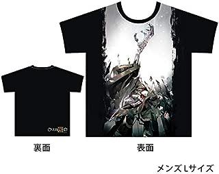[オーバーロードⅢ]フルグラフィックTシャツ(アインズ・ウール・ゴウン)Lサイズ