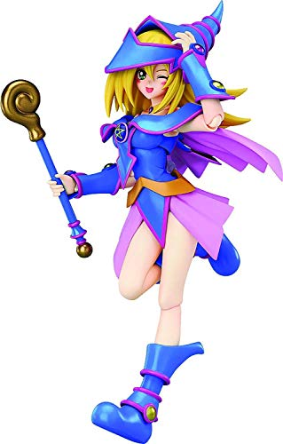 Max Factory Yu-Gi-Oh!: Dark Magician Girl Figma Action Figure