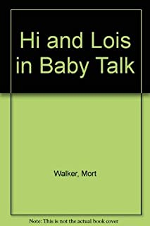 Hi and Lois in Baby Talk