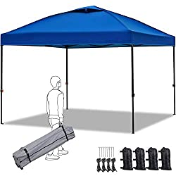 Yaheetech Outdoor Pop up Canopy