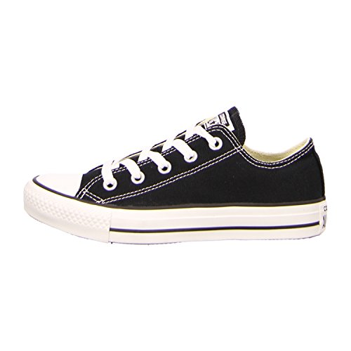 CONVERSE Chuck Taylor All Star Seasonal Ox, Unisex-Erwachsene Sneakers, Schwarz (Black), 36.5 EU