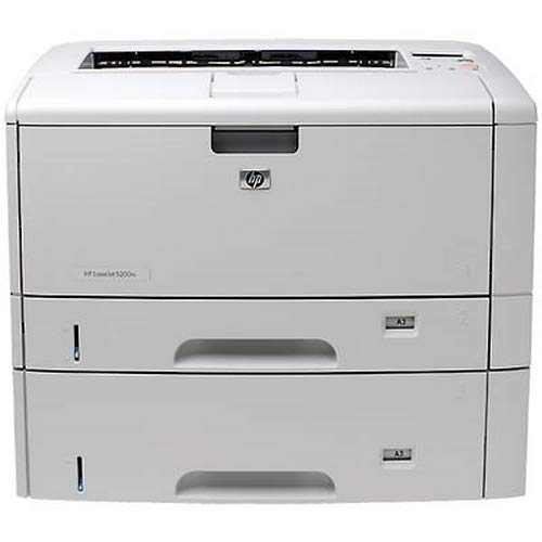 Renewed HP LaserJet 5200TN 5200 Q7545A Wide Format Printer With Existing 16A Toner and 90/Day Warranty(Renewed)