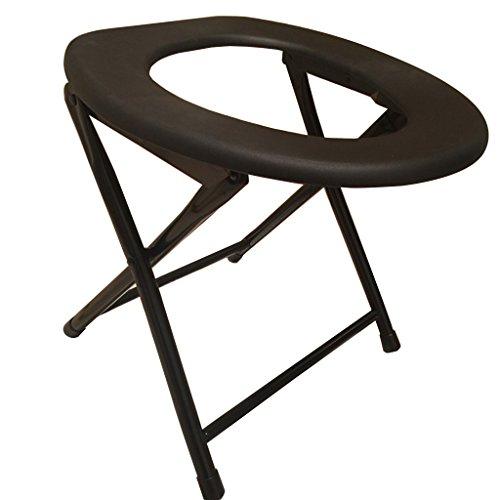 Chaise pliante chaise de tabouret chaise chaise de toilette mobile Femmes enceintes accroupie toilettes pour les personnes âgées 35CM haute