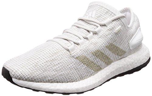 adidas Pureboost, Scarpe da Fitness Uomo, Bianco (Ftwbla/Griuno/Balcri 000), 40 EU