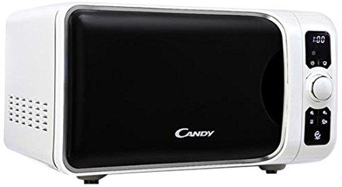 Candy EGO-C25DCW Comptoir 25L 900W Blanc micro-onde - Micro-ondes (Comptoir, 25 L, 900 W, Rotatif, Blanc, 1000 W)