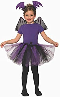 Unisex-Adults Bat Girl Kit, Purple, Standard