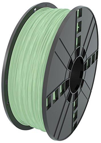"MG ChemicalsPLA17SGN1""Super Glow"" PLA 3D Printer Filament, 1.75 mm, 1 kg Spool, Super Glow - Natural"