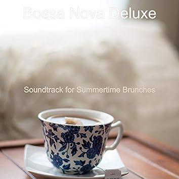 Soundtrack for Summertime Brunches
