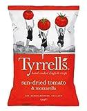 Tyrrels - Patatine Fritte Pomodori Secchi & Mozzarella - Sun-Dried Tomato & Mozzarella 150 gr.