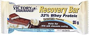 Victory Endurance Recovery Bar - 12 Barritas x 35 gr Banana