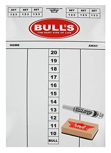 Bull's Basic Scoreboard Set Flex 45x30cm