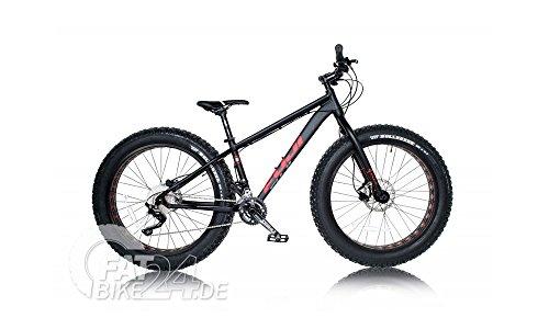 FUJI WENDIGO 1.1 Fat Bike Fatbike Moutenbike MTB mit 4.7