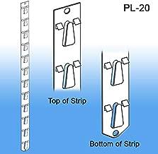 Posi-Lok Clip Strip Display Strip, 22-3/4