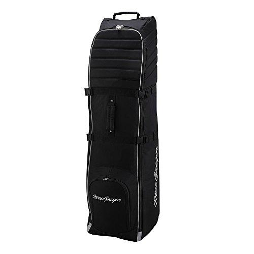 MacGregor Golf MACTC004 MACTEC VIP II Premium Golf Club Travel Cover Tasche, Schwarz, One Size
