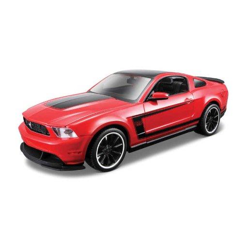 Tobar - Modellino da Costruire, Ford Mustang Boss 302, Special Edition, Scala 1:24