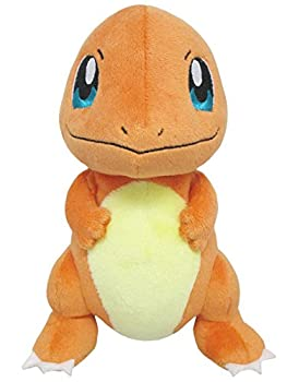 Sanei Pokemon All Star Series PP18 Charmander Stuffed Plush 6.5