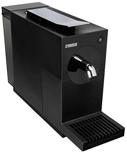 Cremesso Uno carbon Kaffeekapselmaschine, schwarz