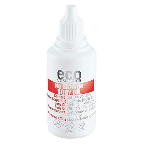 eco cosmetics Bio Outdoor Body Oil mit Bio Jojobaöl (1 x 50 ml)