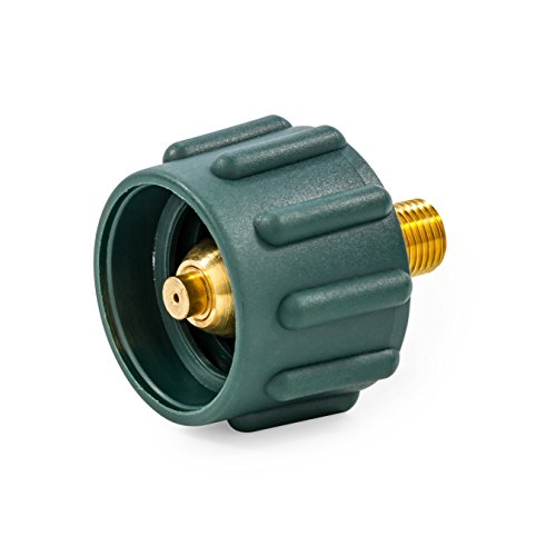 Camco 59923 Green Propane Acme Nut - 200,000 BTUs
