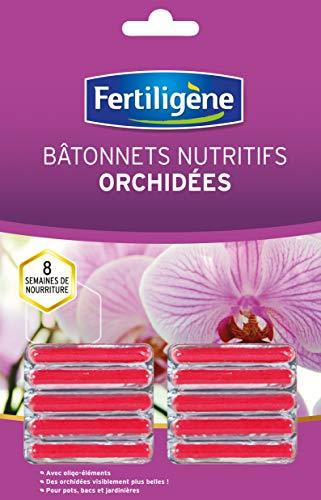 Fertiligène Düngemittel, Orchideen, 10 Stück