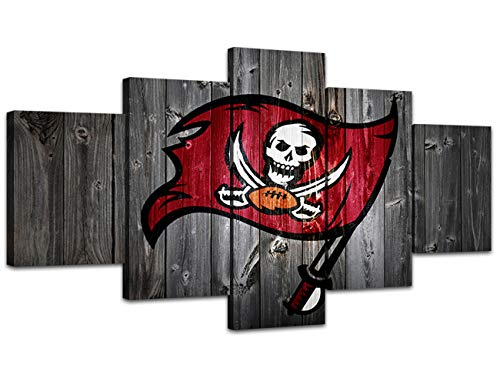 Tampa Bay Buccaneers NFL Framed 8x10 Photograph Team Logo and Football Helmet Collage
