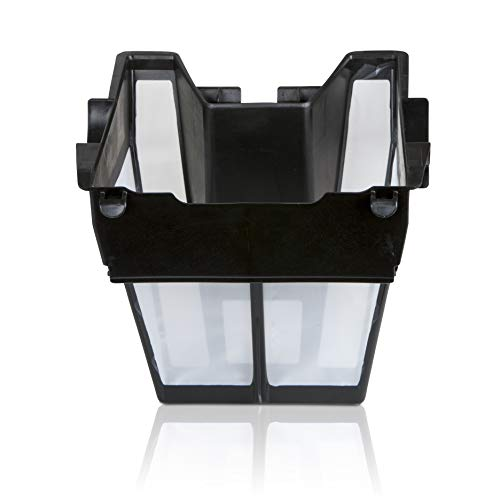 Zodiac Filterkorb für sehr feinen Schmutz, 60µ, Für TornaX Poolroboter, Ideal für die besonders gründliche Reinigung, Transparent/Grau, R0763100