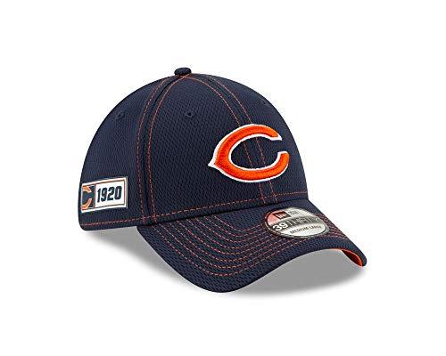 New Era Gorra para Hombre 39thirty Chicago Bears, Hombre, Gorra, Hombres, 12050714,...