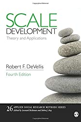 Cover of Scale Development book