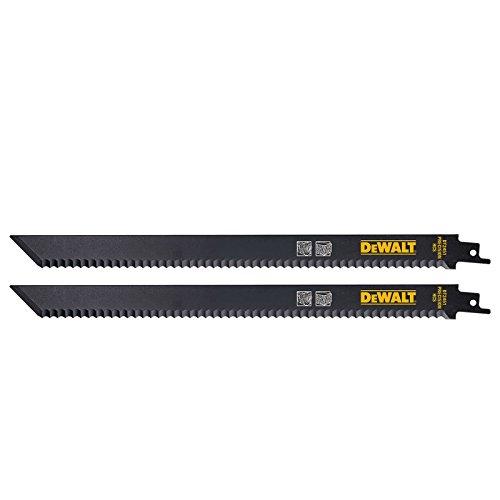 DeWalt DT2451-QZ speciaal reciprozaagblad 300 mm (2 stuks)