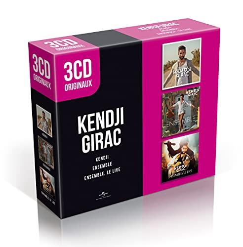 3cd Originaux : Kendji / Ensemble / Ensemble, Le Live