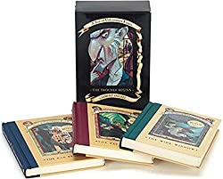 Lemony Snicket - A series of unfortunate events - boxed set