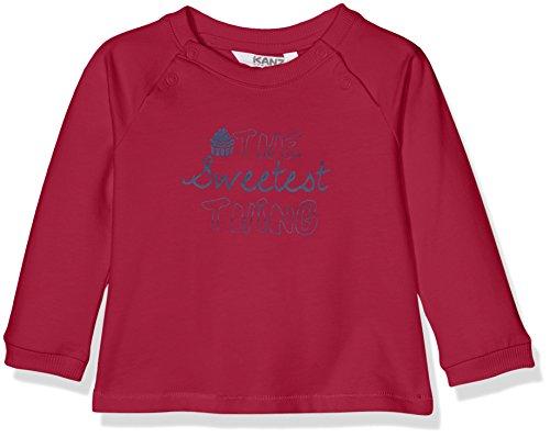 Kanz Mädchen 1726617 Sweatshirt, Rot (Persian Red 2007), 68