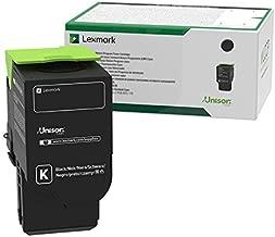 Lexmark C2310K0 Black Return Program Cartridge Toner