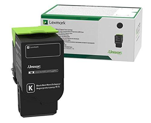 Price comparison product image Lexmark C241XK0 Black Extra High Yield Return Program Cartridge Toner,  Grey