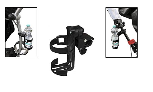 LL-Golf ® universele golf trolley drank houder/flessenhouder/golftrolley drinkflessenhouder/bottle holder
