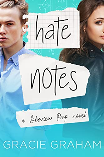 Book Cover for Hate Notes