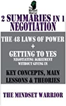 48 Laws of Power | Getting to Yes: 2-in-1 Summary BOXSET | The MW Summary Guides