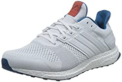 adidas Men's Ultra Boost ST M Running Shoes, Rojo (Rojray / Maruni / Buruni), 45 1 / 3 EU