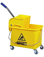 Floor cleaner 20 liter cart