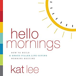Hello Mornings cover art