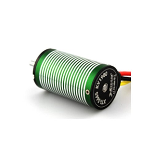 MOTOR BRUSHLESS 3665 ESCALA 1/9-1/8 2000W 2300KV