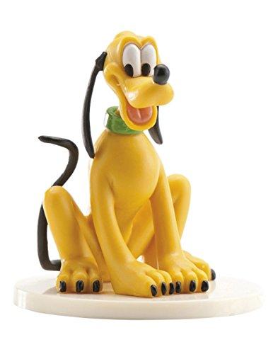 Dekora-Topper Torta con Licencia Oficial Disney Pluto, Multicolor, Talla Única (347150)