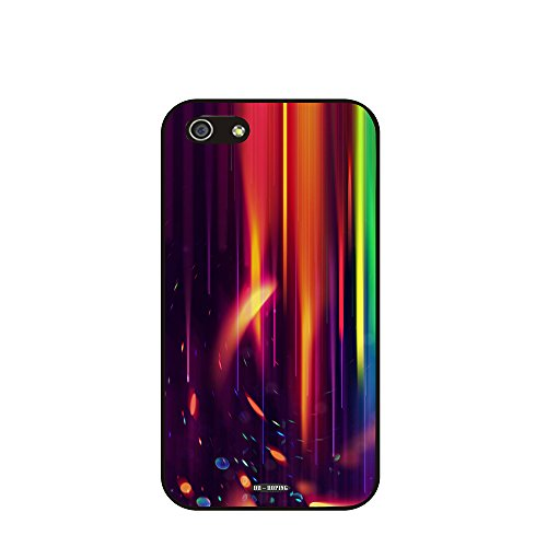 DH-hoping (TM) cell phone case for Personalizatied Custom Picture Iphone 5c High Impackt Combo Soft Silicon Rubber Hybrid Hard Pc & Metal Aluminum Protective Case with Customizatied Abstract art and lattice of luxury watch style restoring ancient ways Luxurious Pattern (unique-10)