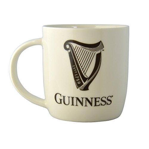 Guinness - Taza con diseño de arpa