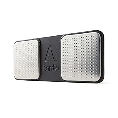 AliveCor KardiaMobile Personal EKG   FDA-Cleared   Detects AFib