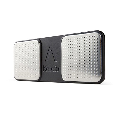 AliveCor KardiaMobile EKG Monitor | FDA-Cleared | Wireless Personal EKG | Works with Smartphone | Detects AFib Bradycardia and Tachycardia in 30 Seconds