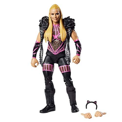 CQ WWE Figuras de acción en 6 Pulgadas Escala Collector Elite Series Natany Figura for WWE Superstars clásicos Aficionados Toys